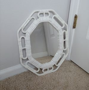 Home Interiors 80s vintage wall mirror
